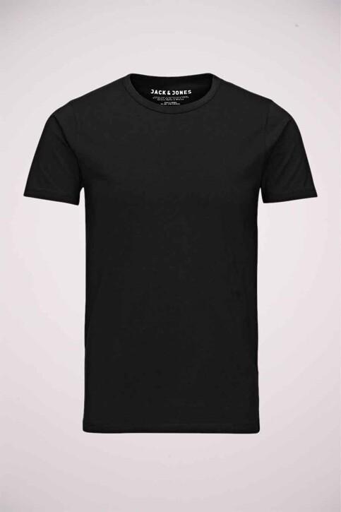 CORE BY JACK & JONES T-shirts (korte mouwen) zwart 12058529_BLACK img4