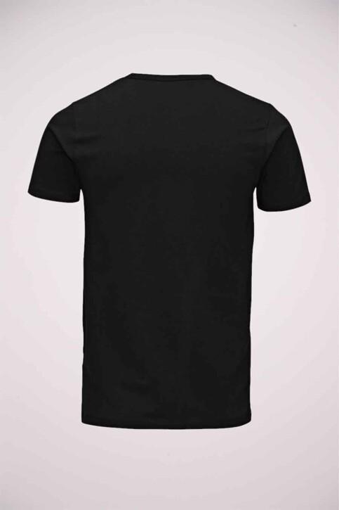 CORE BY JACK & JONES T-shirts (manches courtes) noir 12058529_BLACK img5