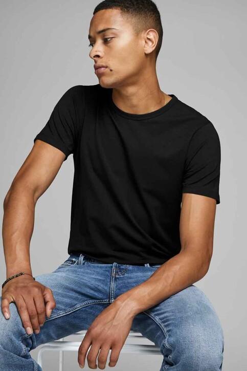 CORE BY JACK & JONES T-shirts (korte mouwen) zwart 12058529_BLACK img6