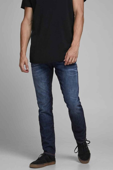 JACK & JONES JEANS INTELLIGENCE Jeans slim denim 12118215_BLUE DENIM img1