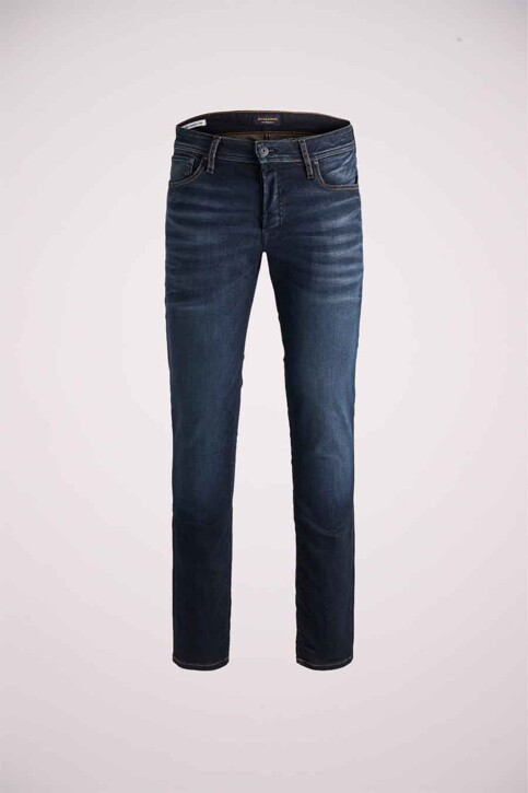 JACK & JONES JEANS INTELLIGENCE Jeans slim denim 12118215_BLUE DENIM img4