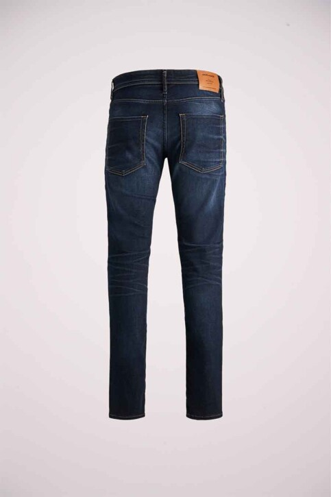 JACK & JONES JEANS INTELLIGENCE Jeans slim denim 12118215_BLUE DENIM img5