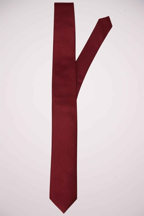 ACCESSORIES BY JACK & JONES Cravates bordeaux 12125188_CORDOVAN img2