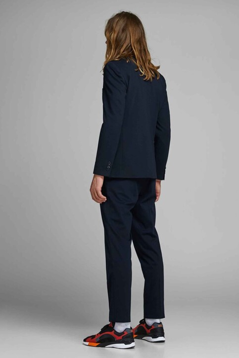 PREMIUM by JACK & JONES Pantalons de costume bleu 12126045_DARK NAVY img5