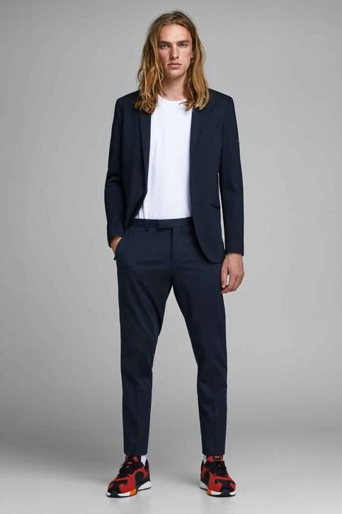 PREMIUM by JACK & JONES Pantalons de costume bleu 12126045_DARK NAVY img6