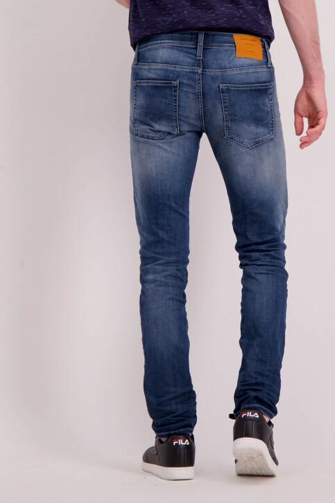 JACK & JONES JEANS INTELLIGENCE Jeans slim denim 12126063_BLUE DENIM img3