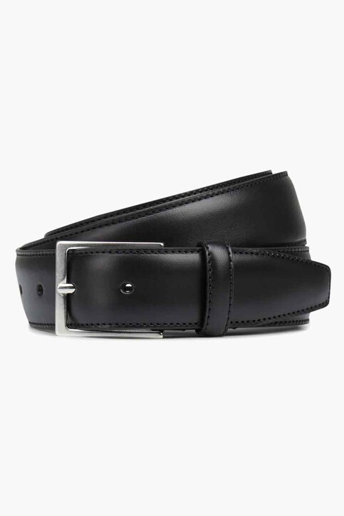 ACCESSORIES BY JACK & JONES Ceintures noir 12136795_BLACK img1