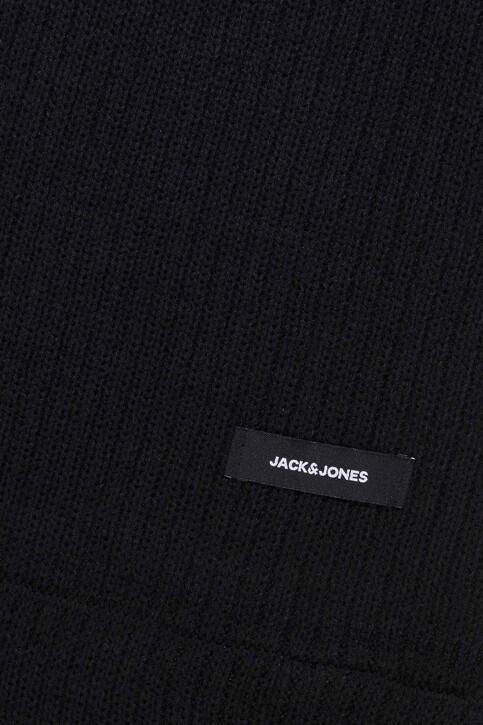 ACCESSORIES BY JACK & JONES Wintersjaals zwart 12138756_BLACK img2