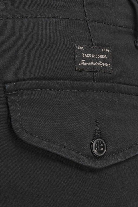 JACK & JONES JEANS INTELLIGENCE Pantalons noir 12139912_BLACK img8