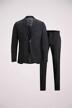 PREMIUM by JACK & JONES Pantalons de costume noir 12141112_BLACK img8