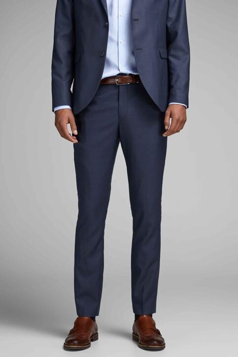 PREMIUM by JACK & JONES Pantalons de costume bleu 12141112_DARK NAVY img1