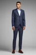 PREMIUM by JACK & JONES Pantalons de costume bleu 12141112_DARK NAVY img5
