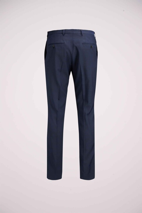 PREMIUM by JACK & JONES Pantalons de costume bleu 12141112_DARK NAVY img8