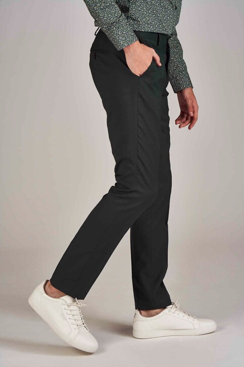 PREMIUM by JACK & JONES Pantalons de costume 12141112_DARKEST SPRUCE img5