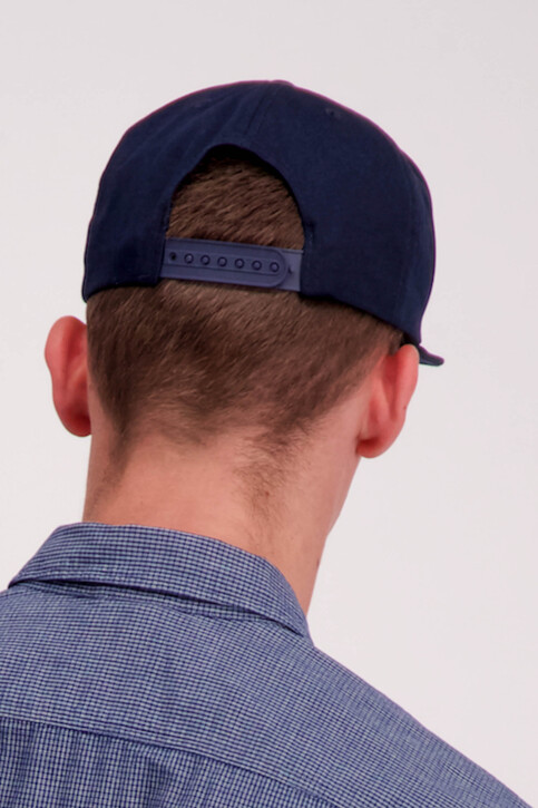 ACCESSORIES BY JACK & JONES Casquettes bleu 12141407_TOTAL ECLIPSE img2