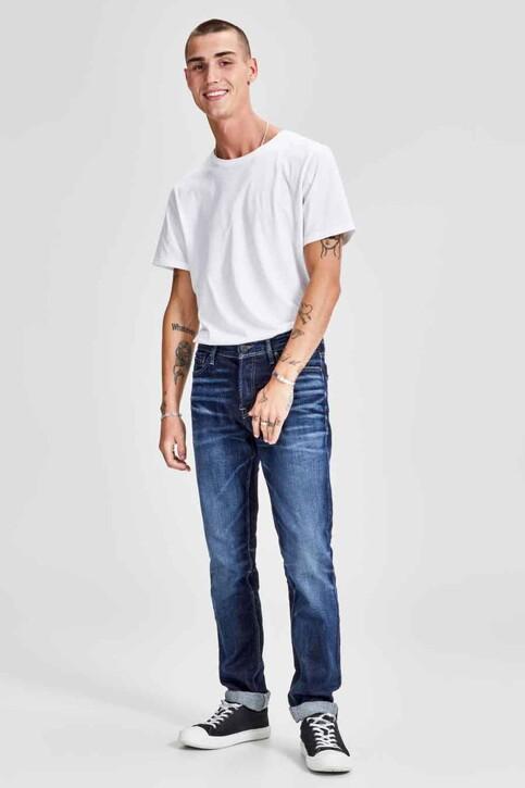 JACK & JONES JEANS INTELLIGENCE Jeans slim denim 12141767_BLUE DENIM img2