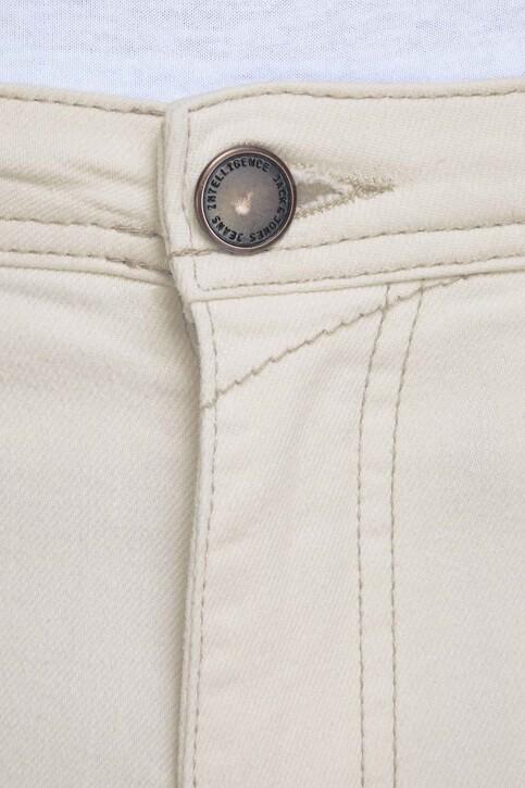 JACK & JONES JEANS INTELLIGENCE Jeans slim 12142624_WHITE DENIM img4