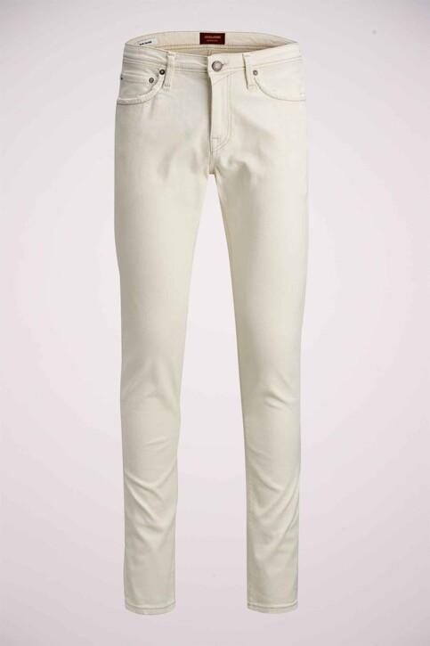 JACK & JONES JEANS INTELLIGENCE Jeans slim 12142624_WHITE DENIM img5