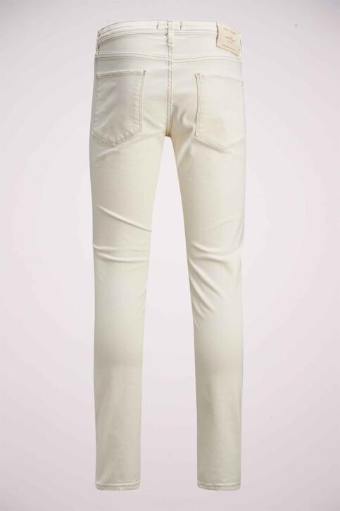 JACK & JONES JEANS INTELLIGENCE Jeans slim 12142624_WHITE DENIM img6