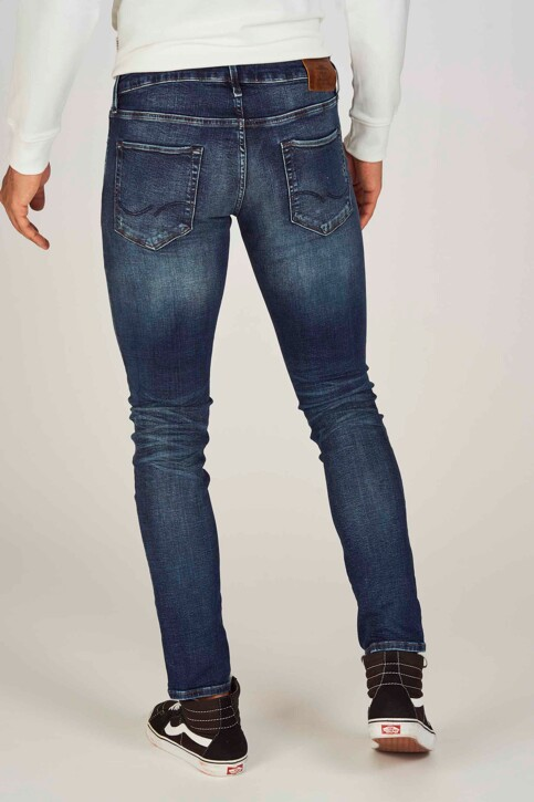 JACK & JONES JEANS INTELLIGENCE Jeans slim denim 12148232_BLUE DENIM img3