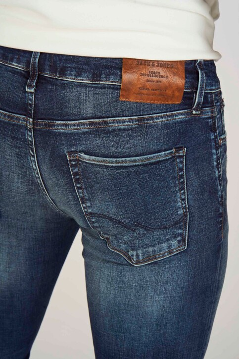 JACK & JONES JEANS INTELLIGENCE Jeans slim denim 12148232_BLUE DENIM img5