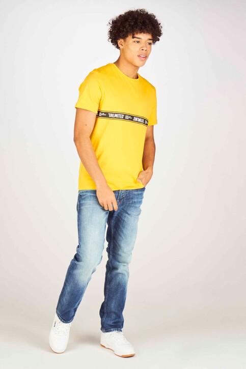 JACK & JONES JEANS INTELLIGENCE Jeans straight denim 12148235_BLUE DENIM img2