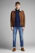 JACK & JONES JEANS INTELLIGENCE Jeans straight denim 12148235_BLUE DENIM img6