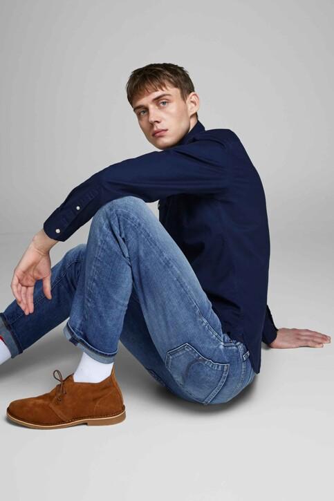 JACK & JONES JEANS INTELLIGENCE Jeans straight denim 12148235_BLUE DENIM img7