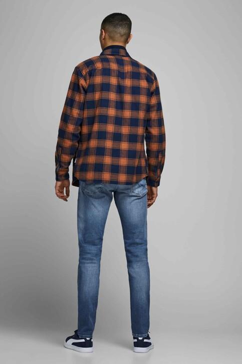 JACK & JONES JEANS INTELLIGENCE Jeans slim denim 12148275_BLUE DENIM img3