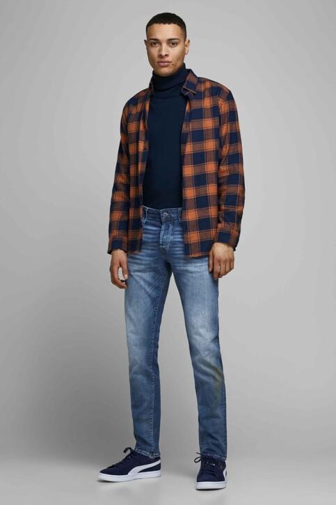 JACK & JONES JEANS INTELLIGENCE Jeans slim denim 12148275_BLUE DENIM img6