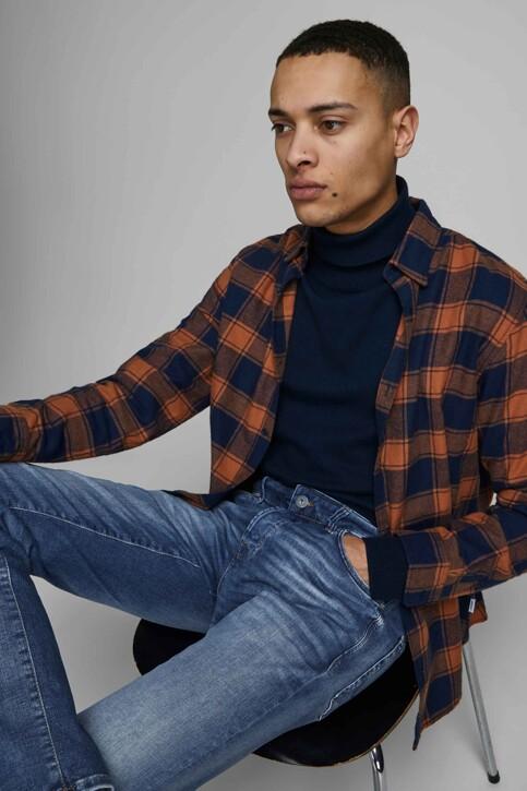 JACK & JONES JEANS INTELLIGENCE Jeans slim denim 12148275_BLUE DENIM img7