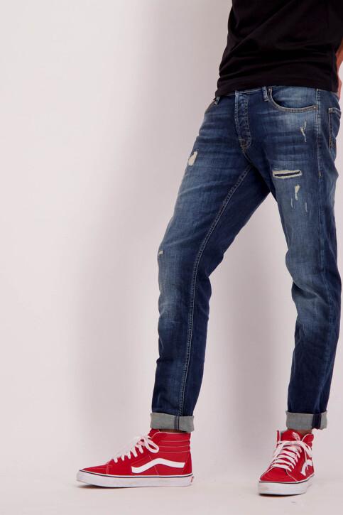 JACK & JONES JEANS INTELLIGENCE Jeans slim denim 12148533_JOS976BLUE DEN img1