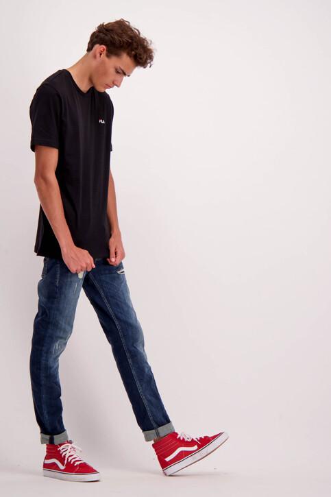 JACK & JONES JEANS INTELLIGENCE Jeans slim denim 12148533_JOS976BLUE DEN img2