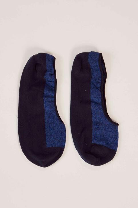 ACCESSORIES BY JACK & JONES Chaussettes bleu 12148567_NAUTICAL BLUE img1