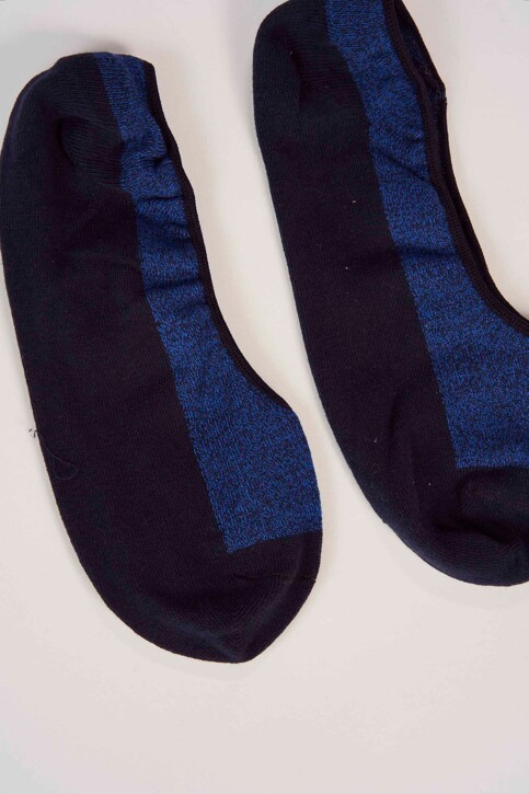 ACCESSORIES BY JACK & JONES Chaussettes bleu 12148567_NAUTICAL BLUE img2