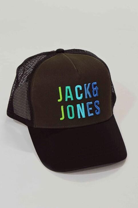 ACCESSORIES BY JACK & JONES Petten bruin 12149562_DARK OLIVE img1
