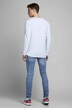 JACK & JONES JEANS INTELLIGENCE Jeans skinny MID BLUE DENIM 12149678_BLUE DENIM img3