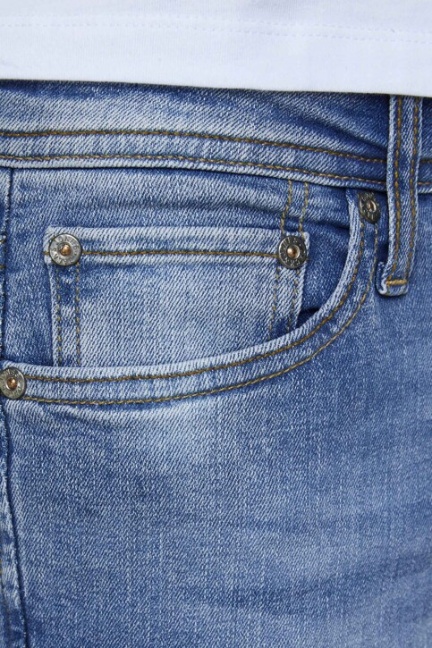 JACK & JONES JEANS INTELLIGENCE Jeans skinny MID BLUE DENIM 12149678_BLUE DENIM img4