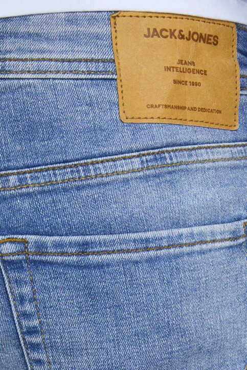 JACK & JONES JEANS INTELLIGENCE Jeans skinny MID BLUE DENIM 12149678_BLUE DENIM img5