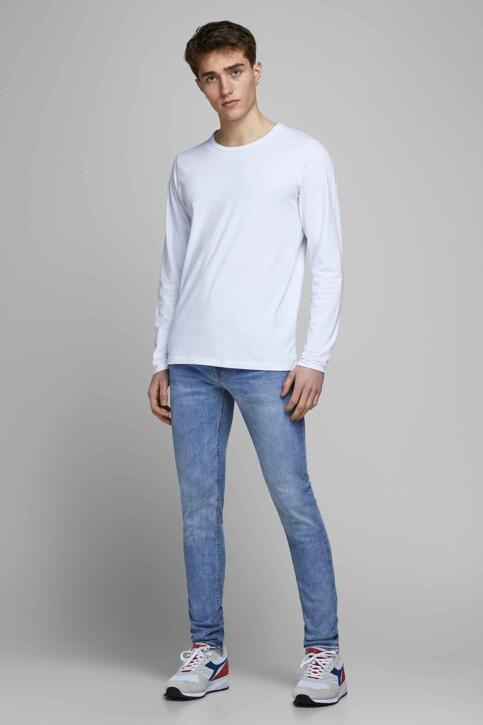 JACK & JONES JEANS INTELLIGENCE Jeans skinny MID BLUE DENIM 12149678_BLUE DENIM img6