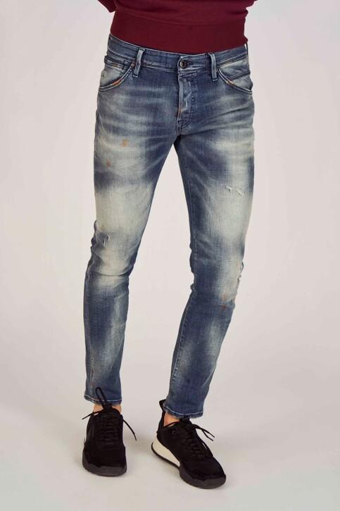 JACK & JONES JEANS INTELLIGENCE Jeans straight denim 12149913_BL860 BLUE DENI img1
