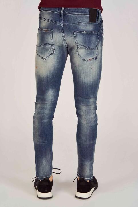 JACK & JONES JEANS INTELLIGENCE Jeans straight denim 12149913_BL860 BLUE DENI img3
