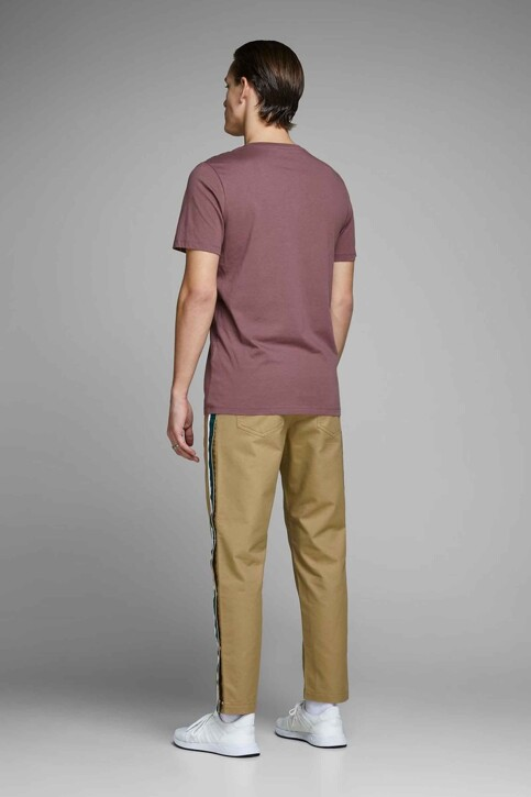 JACK & JONES JEANS INTELLIGENCE Chino's rood 12150122_KELP img3