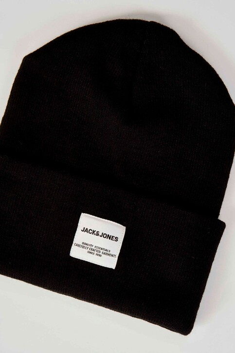 ACCESSORIES BY JACK & JONES Mutsen zwart 12150627_BLACK img3