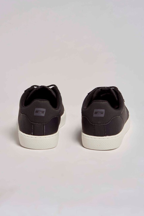 ACCESSORIES BY JACK & JONES Sneakers zwart 12150724_ANTHRACITE img4