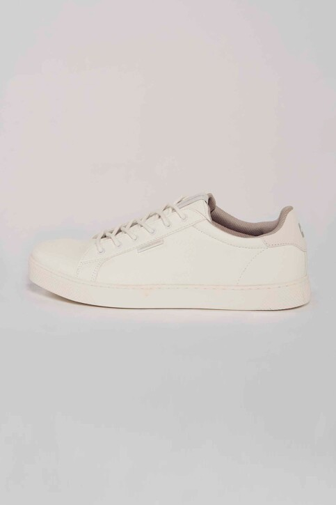 ACCESSORIES BY JACK & JONES Sneakers wit 12150725_BRIGHT WHITE img2