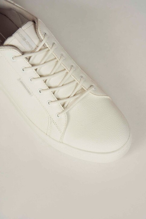 ACCESSORIES BY JACK & JONES Sneakers wit 12150725_BRIGHT WHITE img7