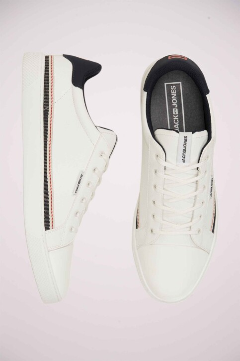 ACCESSORIES BY JACK & JONES Chaussures blanc 12150729_BRIGHT WHITE img2