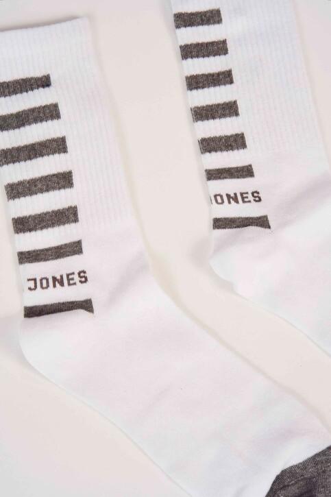 ACCESSORIES BY JACK & JONES Chaussettes gris 12152183_GREY MELANGE img2