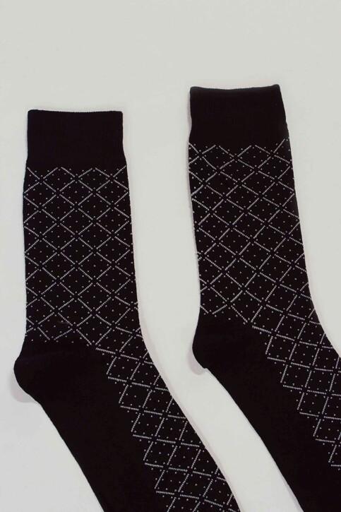 ACCESSORIES BY JACK & JONES Sokken zwart 12152226_BLACK img2